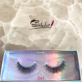 Ds1 Severlashes  3D Silk Lashes premium
