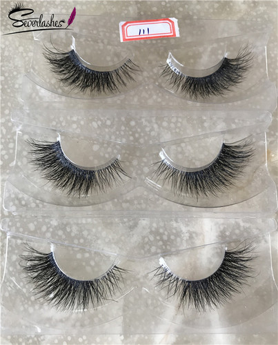 D111 Naked band  3D Mink Lashes by Severlashes