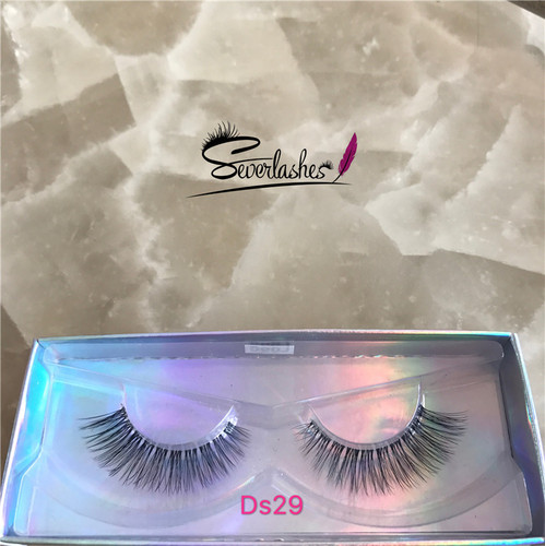Ds29 3d Private custom silk eye lashes