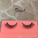 D113 Your own brand premium 3d mink lashes
