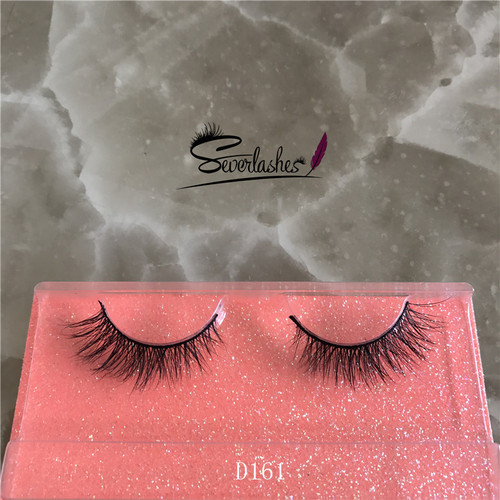 D161 best selling products makeup suppliers China magnetic eyelashes, 3D mink eyelash for private la
