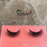 D149 High Quality Private Label 100% Real 3d Mink Lashes
