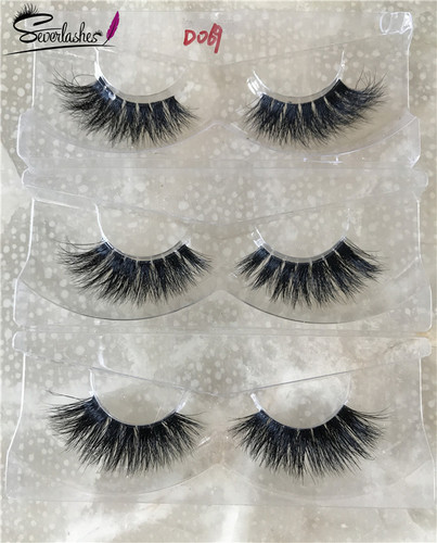 D69 Naked band  3D Mink Lashes by Severlashes