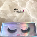 Ds3 3D Silk Lashes